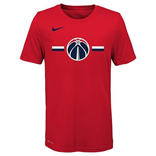 Nike NBA Big Boys Youth (8-20) Dry Fit Essential Logo Tee, Team Options 1