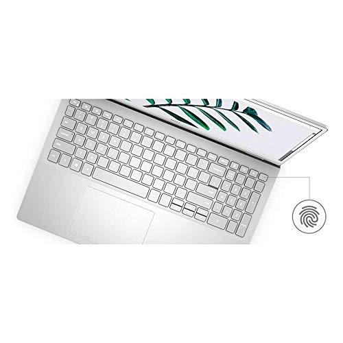 "2021 Dell Inspiron 15 5000 15.6"" FHD Laptop Computer, AMD Ryzen 5-4500U Processor, 32GB RAM, 1TB PCIe SSD, Backlit Keyboard, Webcam, AMD Radeon Graphics, HDMI, Windows 10, Silver"