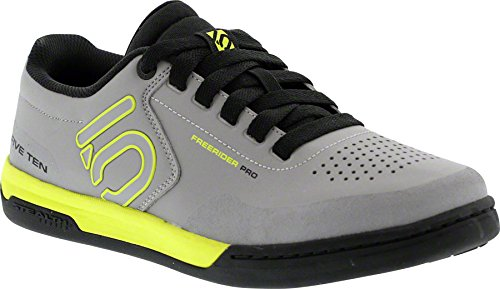 Five Ten Men's Freerider Pro Bike Shoes (Light Granite, 9 US)