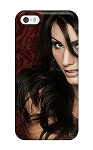 Defender Case For Iphone 5/5s, Stunning Brunette Women Pretty People Women Pattern