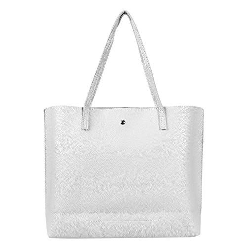 Simples Sling Femme Domybest Cuir Shopping Sac 0d1wwgSq