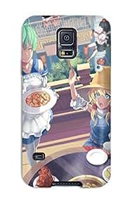 Tough Galaxy Nbvyrvi3301OnoXn Case Cover/ Case For Galaxy S5(anime - Touhou)