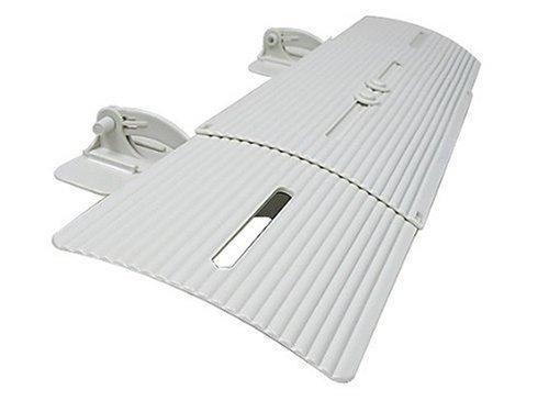 (AIR WING Slim The Original Air Conditioner Deflector (Set of 1))
