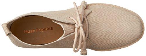 Ivory Women's Suede Boots Catelyn Puppies Hush CYRA Herringbone Chukka 5ZYxq8