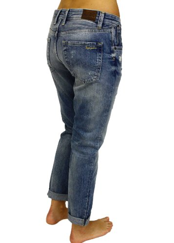 Pantalón Vaquero Pepe Jeans Jaimme Rotos Azul