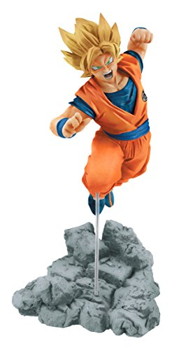 Banpresto DRAGON Ball Super Soul X Soul Figure Son Goku Acti