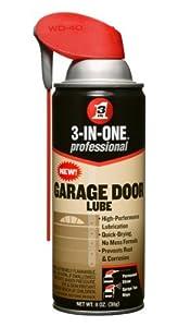 garage door lube3 IN ONE 10058 11 Oz 3InOne Garage Door Lube   Amazoncom