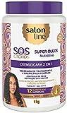 Linha Tratamento (SOS Cachos) Salon Line