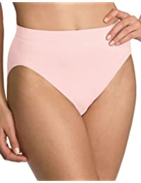 Barely There Women's Microfiber Hi Cut Panty