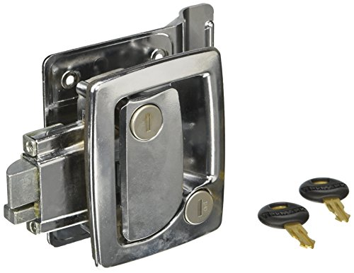 TRIMARK 60251CHR Chrome Door Lock ()