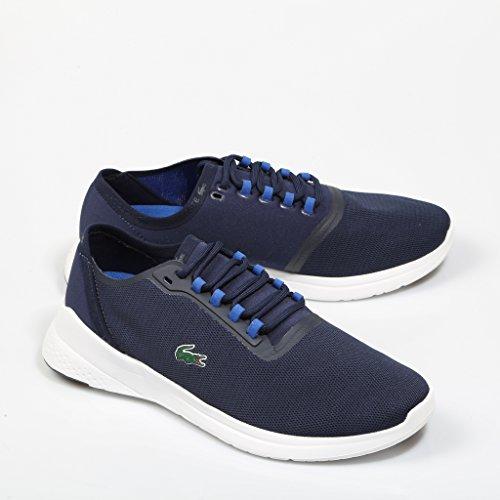 Uomini Lacoste Scarpa Da Tennis Blu Scuro