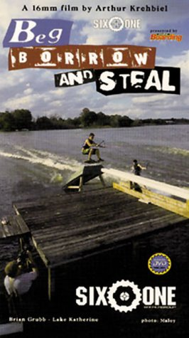Price comparison product image Beg Borrow & Steal [VHS]