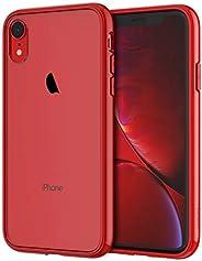 """JETech Funda Compatible iPhone XR 6,1"""", Carcasa Absorción de Impacto ("""