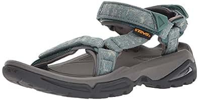 Teva Women's W Terra Fi 4 Sport Sandal Rocio North Atlantic 5 M US