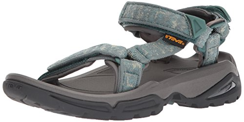 (Teva Women's W Terra Fi 4 Sport Sandal, Rocio North Atlantic, 7.5 M US)