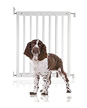 Bettacare Chunky Wooden Screw Fit Pet Gate Natural