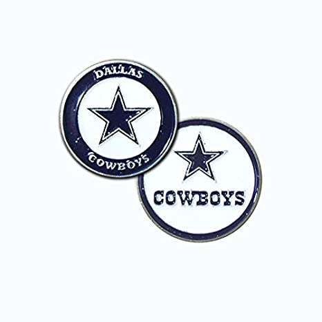 c754a602a Image Unavailable. Image not available for. Color  Team Golf Dallas Cowboys  Ball Marker Set