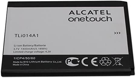 Batterie 1300mAh type CAB1400002C1 TLi014A1 Pour Alcatel Orange Rise 30