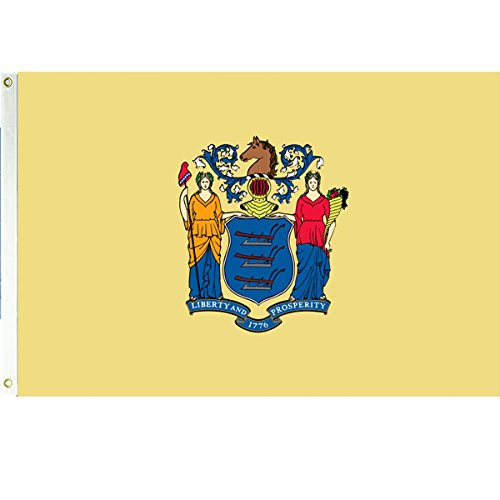 Jersey Flag - 5