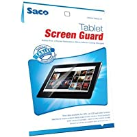 Saco Tablet Screen Protector for iBall Slide Brace X1 Tablet