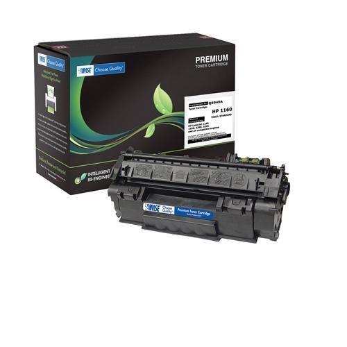 MSE Toner Q5949A for Hewlett Packard HP LaserJet 1160,132...