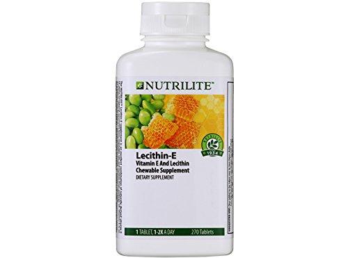 1 x Amway Nutrilite Lecithin-E ( 270 tab )