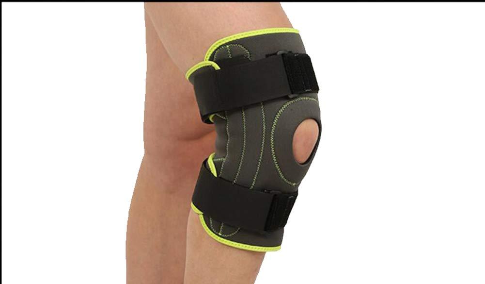 Warmth Supplies Kneepad Exercice de Fitness en Plein air genouillères Adultes Running genouillères équitation Protection Contre Les Chocs équipement de Protection