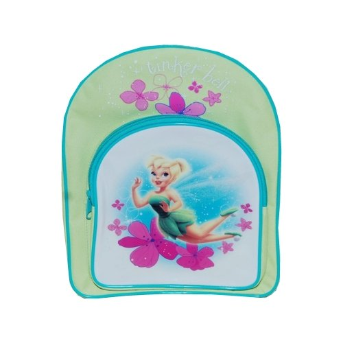 Disney Fairies 'Pale Green' School Bag Rucksack Backpack