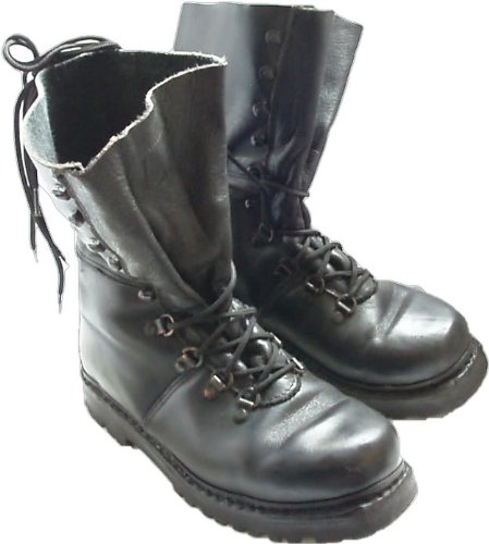 Vintage Austrian Military Boots – Genuine Army Surplus