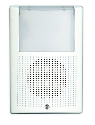 (HEATHCO SL-7776-02 Night Light Doorbell Kit, Plain)