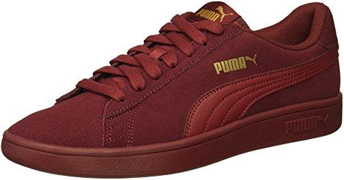 Uomo Puma Smash Pumapuma pomegranate pomegranate pomegranate V2 39 Eu Da 364989 Rosso UOqXraO