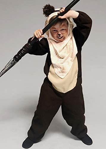 Magic Box Disfraz de Ewok del tamaño de los niños Large (9-11 ...