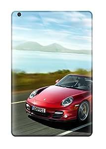 durable Protection Case Cover For Ipad Mini 2(porsche 911 Turbo Cabrio) 8469193J96460295