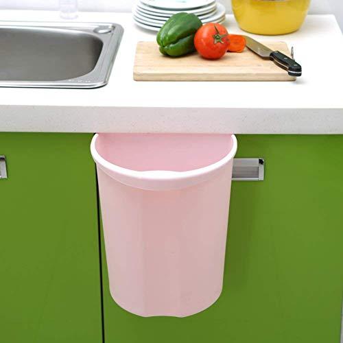 LJT Cocina/Dormitorio / Papelera de Oficina, Papelera, papeleras para [Sin Tapa] Papeleras montadas en la Pared Armario de...