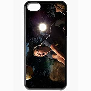 Personalized iPhone 5C Cell phone Case/Cover Skin 39994 Black