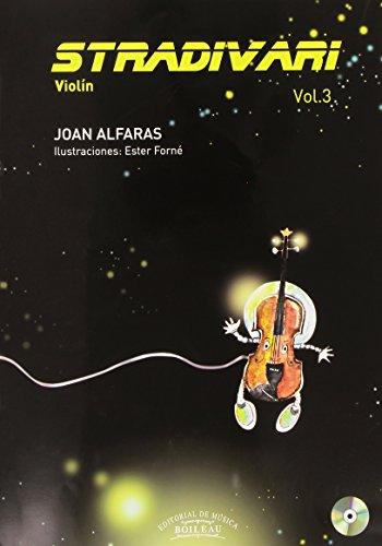 Descargar Libro Stradivari - Violín 3 Joan Alfaras