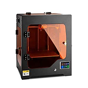 L.J.JZDY 3D Printer New FDM Technology Upgrade Color Printing Machine DIY Reprap Compatible Marlin Firmware Ramps High Resolution 3D Printer 18