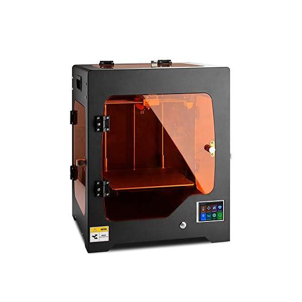 L.j.jzdy 3d printer new fdm technology upgrade color printing machine diy reprap compatible marlin firmware ramps high resolution 3d printer