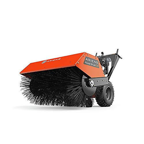 Power Brush Sweeper, 36 In., 265cc Engine