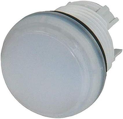 EATON M22-L-W Lámpara de Señalización, Rasante, IP67 & IP69K Grado de Protección, Blanca, 3.0cm x 3.0cm x 3.0cm, Caja de 10: Amazon.es: Industria, empresas y ciencia