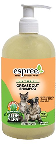 Espree Animal Products Grease Out Shampoo, 16 oz/473ml ()