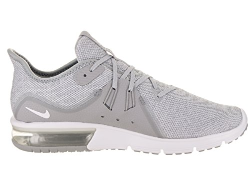 NIKE Shoes Wolf Running Sequent Competition Air Men Max 3 Grey White 003 's Multicolour Pure 1w1SgT