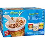 General Mills Cereal Cup, Variety, 12 ct