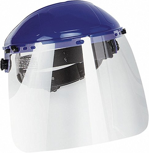 Firepower 1423-4175 Grinding Face Shield with Clear Visor