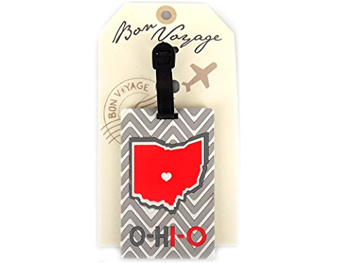 State Luggage Tag (STATE LUGGAGE TAG)