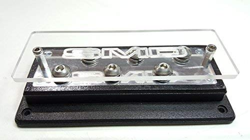 SMD Single Power/ Ground distribution block (Half Block)