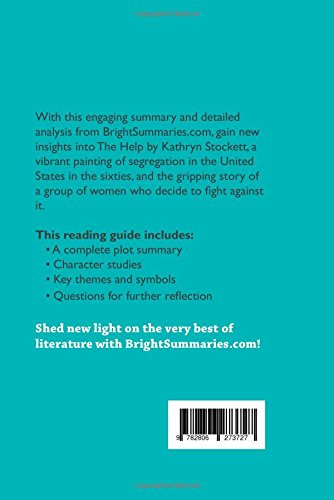 the help kathryn stockett analysis