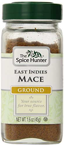 The Spice Hunter Mace, East Indies, Ground, 1.6-Ounce Jar
