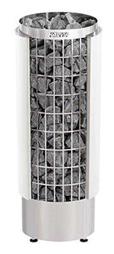Harvia Cilindro H 6.8KW, 240V Sauna Heater Package w/Control & Sauna Stones