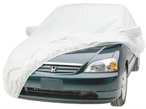 Covercraft C40003RB Ready-Fit Car Cover; MultiBond/Block-It 200; Retail Box;